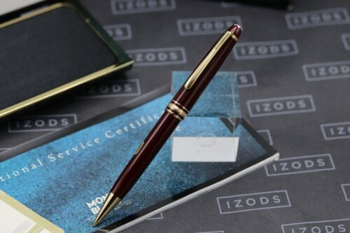 Montblanc Meisterstuck 165 Classique Bordeaux Mechanical Pencil 1