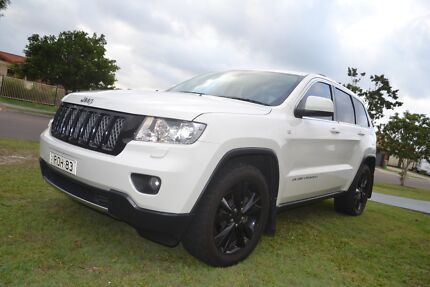 2012 Jeep Grand Cherokee Jet Edition