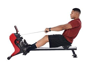 - Stamina X Magnetic Rower Rowing Machine 35-1102A