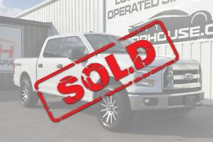 2017 Ford F-150 XLT ***SOLD***