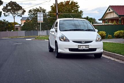 2006 Honda Jazz Automatic  Clearview Port Adelaide Area Preview