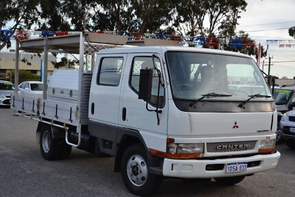 MITSUBISHI CANTER 2005 DIESEL 7 SEAT!  GOOD KMS Pearsall Wanneroo Area Preview