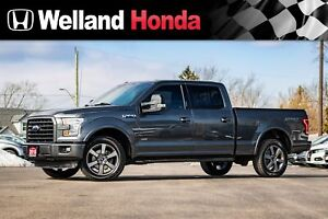 2016 Ford F-150 XLT | 4X4  ONE OWNER|NEW TIRES AND BRAKES