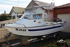 Brooker Discovery 5.25mtr  - 2007 - 70hp Yamaha Newport Hobsons Bay Area Preview
