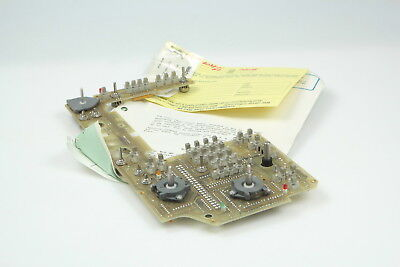 Front Panel Circuit Board A38for Tektronix 492p Spectrum Analyzer