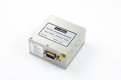 Accubeat Rubidium Frequency Standard Ar-60a 10mhz 8
