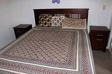 Queen bed  - Timber Construction ( Sale for today only) New Farm Brisbane North East Preview