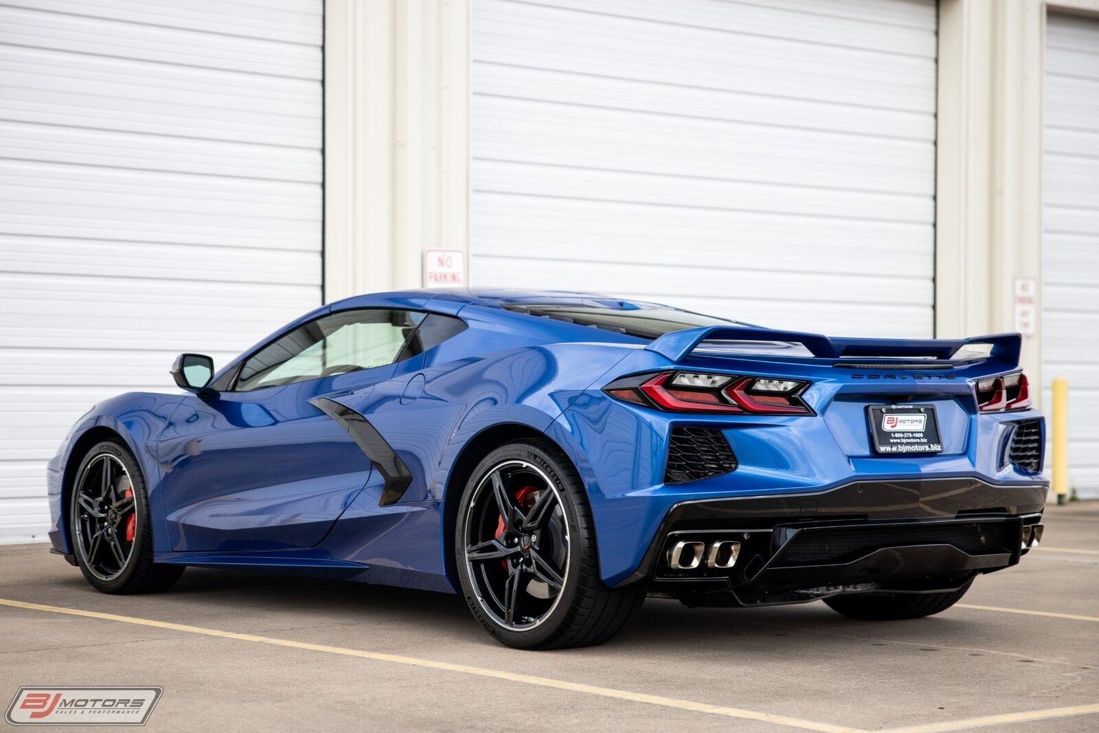 2020 Blue Chevrolet Corvette  2LT | C7 Corvette Photo 10