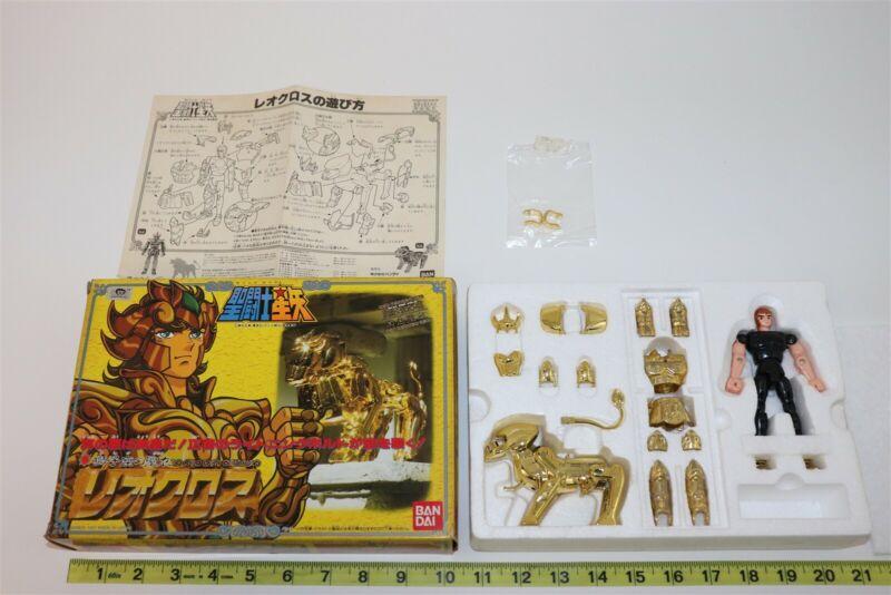 VINTAGE BANDAI JAPAN 1987 Saint Seiya Leo Cloth ORIGINAL RARE