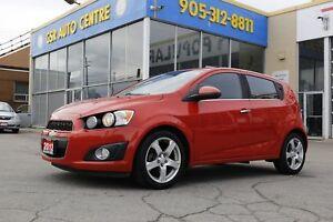 2012 Chevrolet Sonic 2LT 5-Door | KEYLESS ENTRY | POWER DOOR LOC