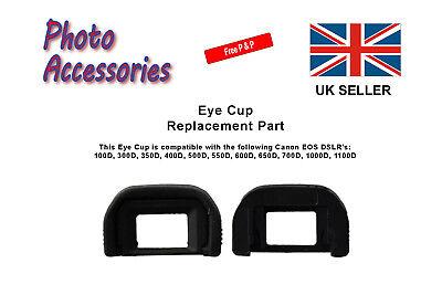 Eye Cup Replacement Part for Canon 550D/600D/650D/700D/1000D/1100D+Other Models