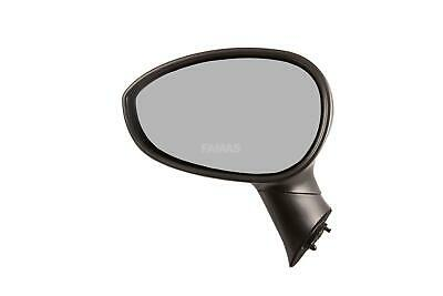 FIAT PUNTO EVO 2010-2012 WING MIRROR COVER L//H OR R//H IN EXOTICA RED
