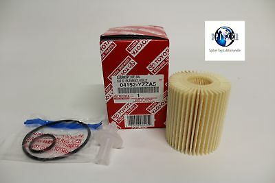 10 UP TOYOTA 4RUNNER FJ OEM Engine Oil Filter 04152YZZA5SOLD AS A CASE OF 10