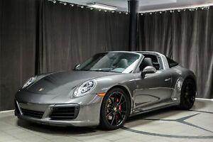 2017 Porsche 911 Targa 4S SPORT CHRONO