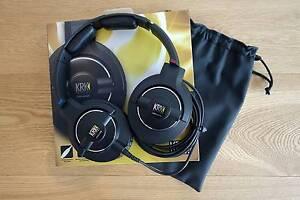 KRK KNS-8400 Studio Headphones Ivanhoe Banyule Area Preview