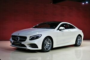 Mercedes-Benz S 450 Coupe 4Matic*AMG-LINE*BURMESTER*PANO*1-HD*