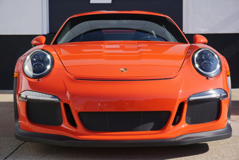 Image 3 Coche Americano usado Porsche 911 2016