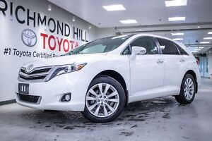 2015 Toyota Venza LIMITED]Heated seats]Navigation]Power liftgate