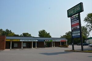 FOR LEASE - $9.50/sq.ft - St. Catharines, ON