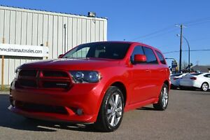 2012 Dodge Durango Heat V6 Model Rare color