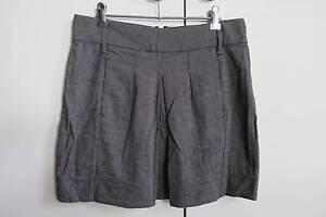 Sportsgirl grey skirt - size 12 Upper Kedron Brisbane North West Preview