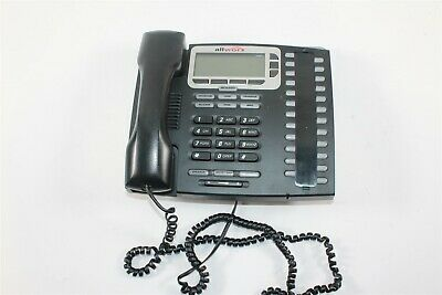 Allworx 9224 24-button Voip Display Business Phone W Phone Receiver Cord