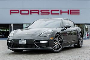 2017 Porsche Panamera Turbo|Premium Package Plus|Sport Package