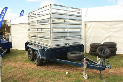 BUILT TOUGH CATTLE AND SHEEP TRAILERS Willaston Gawler Area Preview