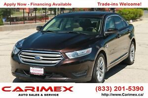 2013 Ford Taurus SEL ONLY 67K   NAVI   Sunroof   CERTIFIED