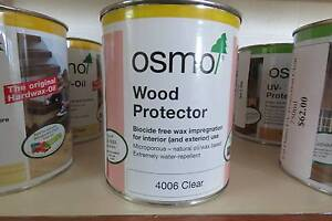 Osmo wood protector interior and exterior natural oil/wax Kyabram Campaspe Area Preview