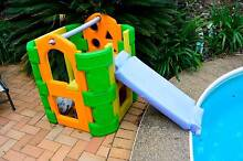 Cubby house with slide Bayview Pittwater Area Preview