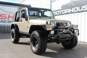 2006 Jeep TJ Unlimited Rubicon RARE TJ UNLIMITED | HARD/SOFT...