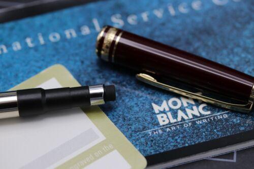Montblanc Meisterstuck 165 Classique Bordeaux Mechanical Pencil 6
