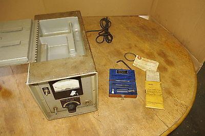 Micrometrical Profilometer Amplimeter Tye Qa Model 6 Free Shipping