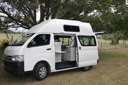 2010 Toyota Cozy Campers Hiace