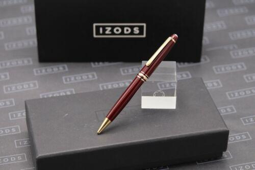 Montblanc Meisterstuck 164 Classique Bordeaux Ballpoint Pen