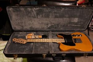 Squire Telecaster by Fender, Affinity series