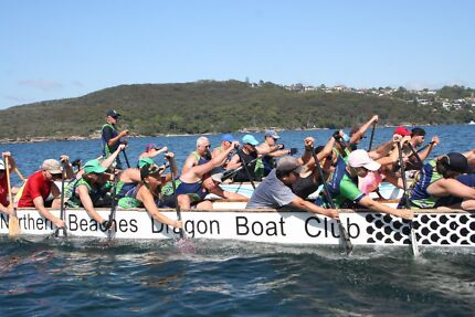 Come And Try Dragon Boating Manly Manly Area Preview