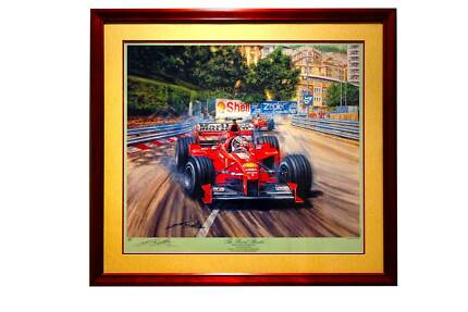 Eddie mc gumtree australia free local classifieds michael schumacher painting the record breaker formula one fandeluxe Gallery