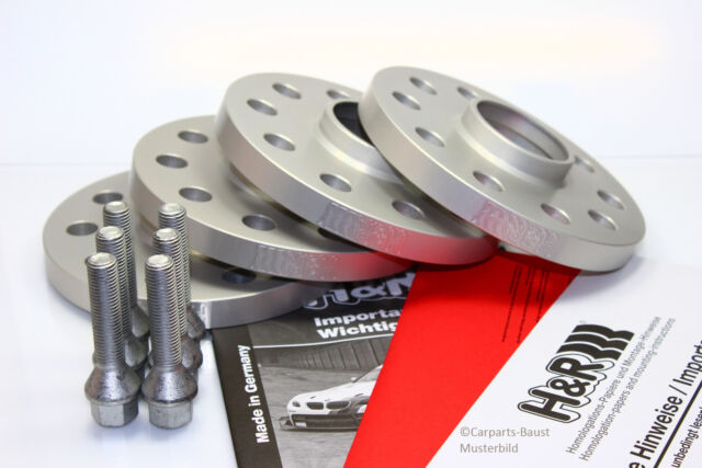 H&R Wheel Spacers Audi A8 30/30mm with Abe (1125571)