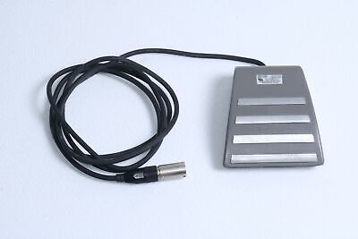 Conbio Medlite 4 Iv Laser Electric Foot Pedal Trigger Switch Footswitch 85-s