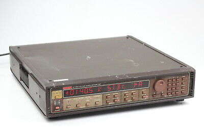 Keithley 237 High Voltage Source-measure Unit 3