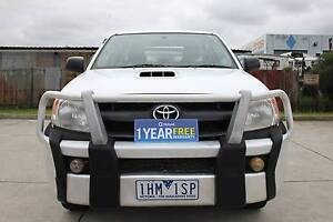 FROM ONLY $93 P/WEEK ON FINANCE* 2008 TOYOTA HILUX (SR) D/CAB Campbellfield Hume Area Preview