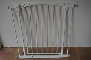 Perma child safety gate Collingwood Park Ipswich City Preview