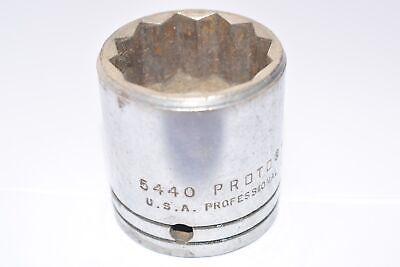 Wright Tool 4612 3//8-1//2 Drive 12-Point Deep Socket