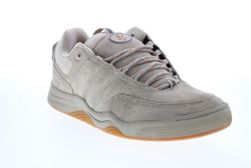 Es Evant 5101000171260 Mens Brown Suede Skate Inspired Sneakers Shoes