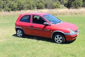 2000 Holden Barina Hatchback Neath Cessnock Area Preview