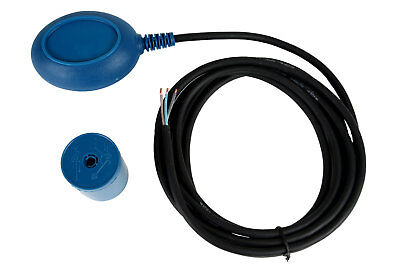 Temco Float Switch For Sump Pump Water Level Nonc Control Function 13ft Cord