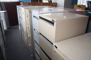 Various Second Hand Filing Cabinet (7005s) Burleigh Heads Gold Coast South Preview