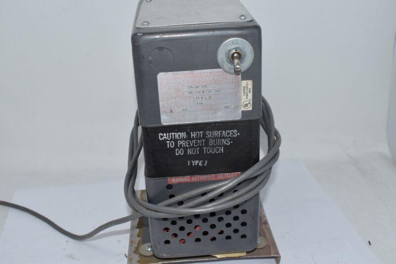 Sola 23-22-125 Constant Voltage Transformer 250 VA